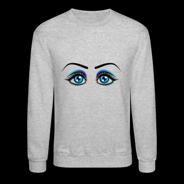 big eye - Crewneck Sweatshirt