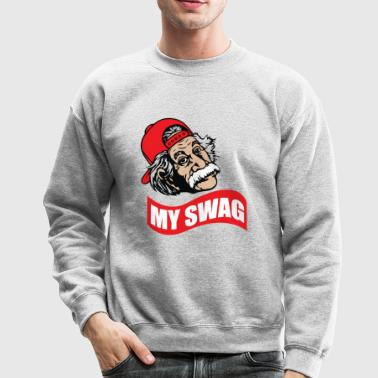 Einstein My Swag - Crewneck Sweatshirt