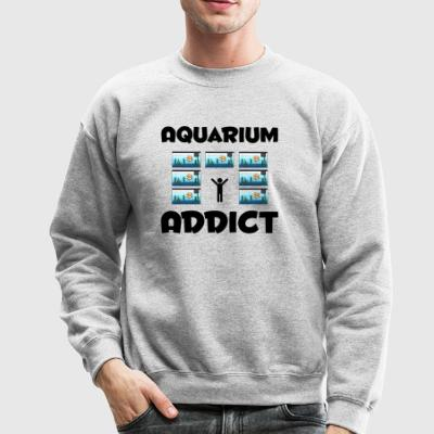 Aquarium Addict - Crewneck Sweatshirt