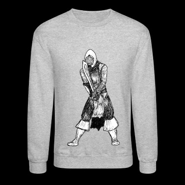 Fighting Stance - Crewneck Sweatshirt