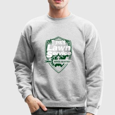 Links Lawn Service - Crewneck Sweatshirt