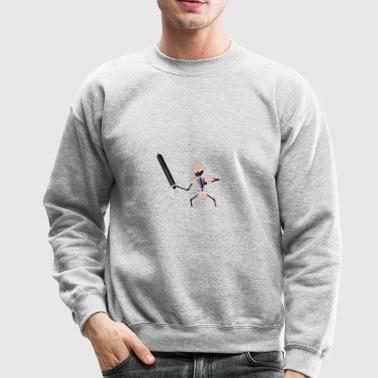 bone knight - Crewneck Sweatshirt