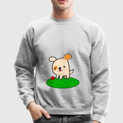Fetch Dog - Crewneck Sweatshirt