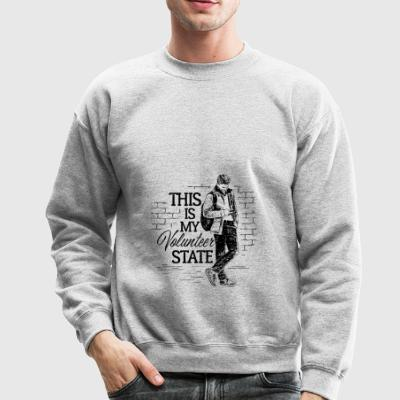 For the Tired Tennessean - Crewneck Sweatshirt
