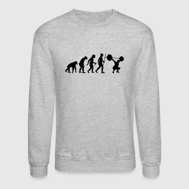 Evolution - Snatch - Crewneck Sweatshirt