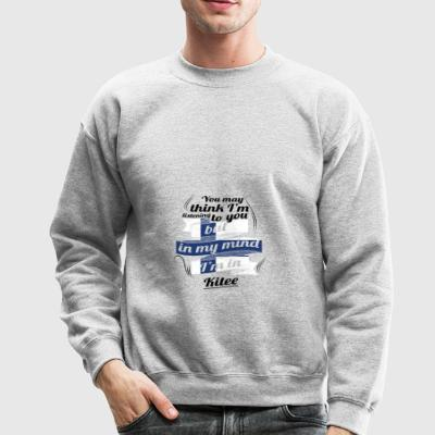 URLAUB HOME FINNLAND TRAVEL I M IN Finland Kitee - Crewneck Sweatshirt