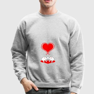 Kiss - Crewneck Sweatshirt