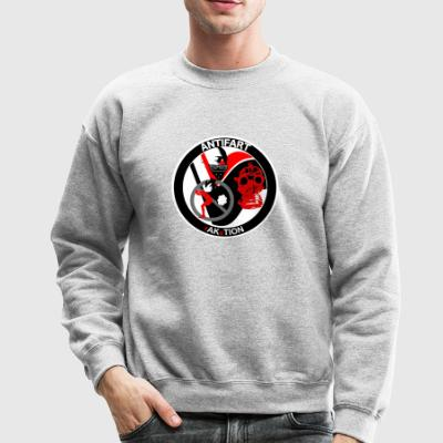 ANTIFART fAKeTION - Crewneck Sweatshirt