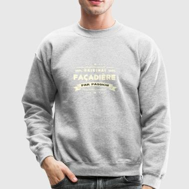 Original front panel - Crewneck Sweatshirt