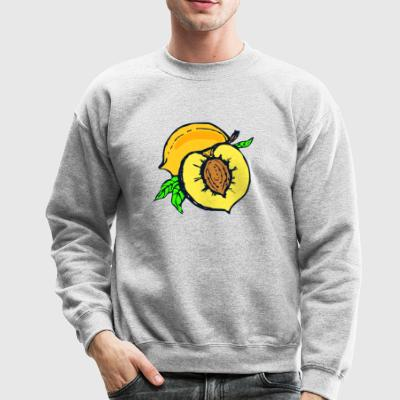Peach - Crewneck Sweatshirt