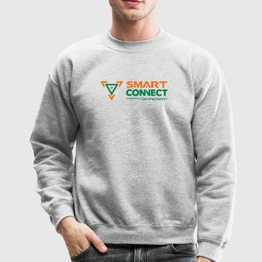 SMTconnect Horizontal - Crewneck Sweatshirt