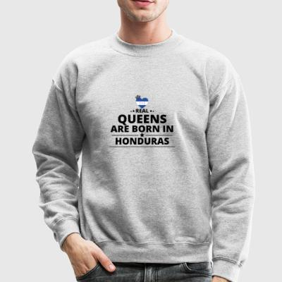 GESCHENK QUEENS LOVE FROM HONDURAS - Crewneck Sweatshirt