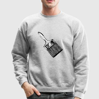 brush - Crewneck Sweatshirt