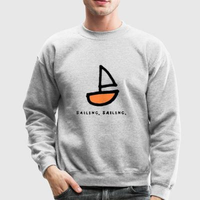 Sailing - Crewneck Sweatshirt