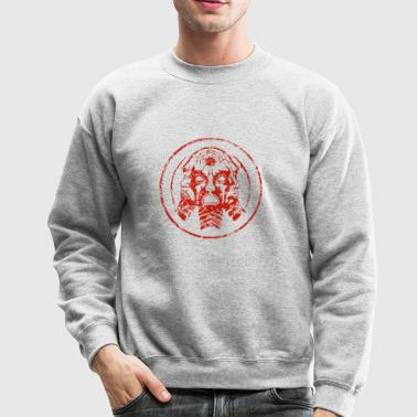 mask r - Crewneck Sweatshirt