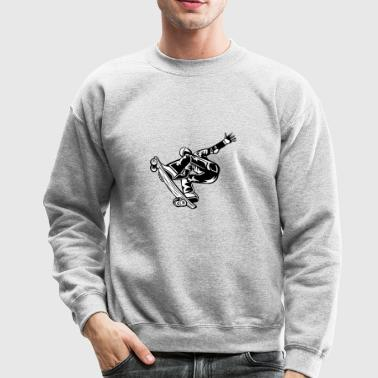 action - Crewneck Sweatshirt