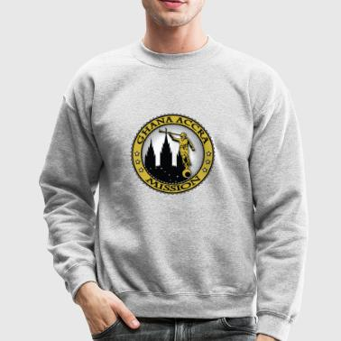 Ghana Accra Mission - LDS Mission Classic Seal - Crewneck Sweatshirt