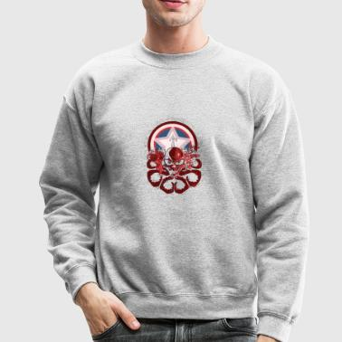 Captain Nightmare - Crewneck Sweatshirt