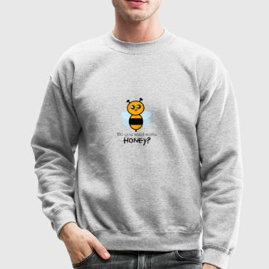 Honeybee - Crewneck Sweatshirt