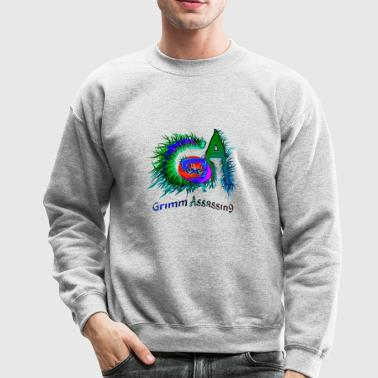 Grimm Assassin9 logo - Crewneck Sweatshirt