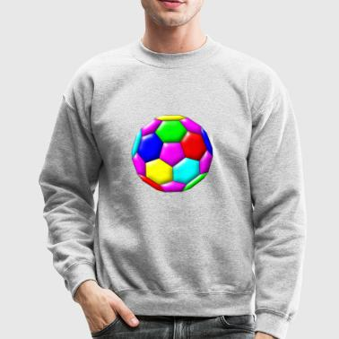 football fussball soccer spielen34 - Crewneck Sweatshirt