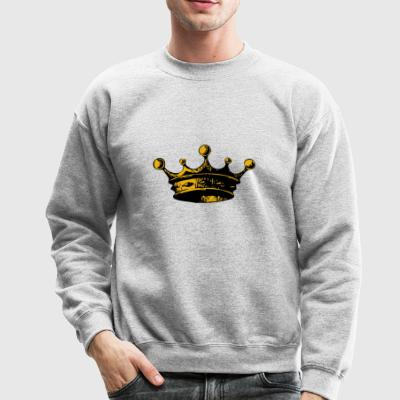 royal crown - Crewneck Sweatshirt