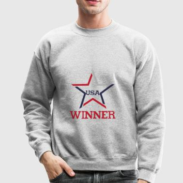Olympic Winter USA highly CONFIDENCE - Crewneck Sweatshirt
