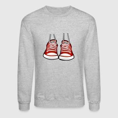 Sneakers - Crewneck Sweatshirt