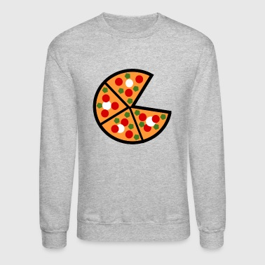 pizza pizzeria food essen restaurant32 - Crewneck Sweatshirt
