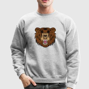 Brown Bear - Crewneck Sweatshirt