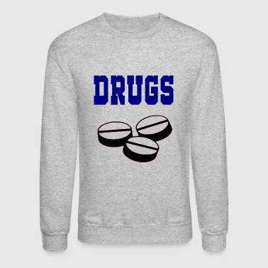 drugs - Crewneck Sweatshirt