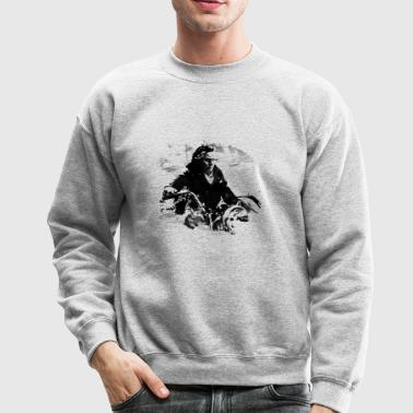 Beethoven Motorcycle - Crewneck Sweatshirt