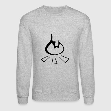 fire - Crewneck Sweatshirt