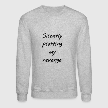 Silently - Crewneck Sweatshirt