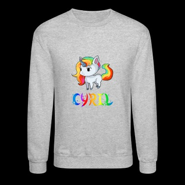 Cyril Unicorn - Crewneck Sweatshirt