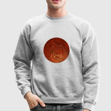 Aries constellation - Crewneck Sweatshirt