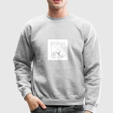 Break Dancing - Crewneck Sweatshirt