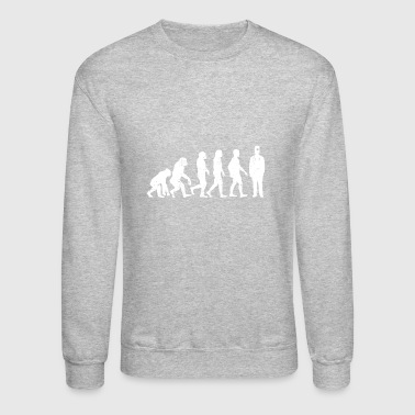 Funny Evolution Surgeon T-shirt - Crewneck Sweatshirt