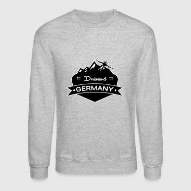 Dortmund Germany - Crewneck Sweatshirt
