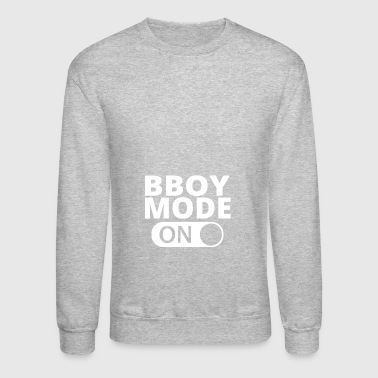 MODE ON BBOY - Crewneck Sweatshirt