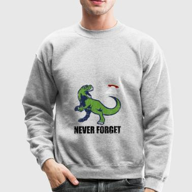 never forget ufo - Crewneck Sweatshirt