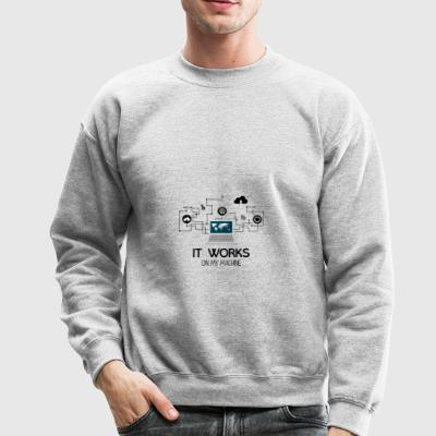It Works On My Machine - Crewneck Sweatshirt