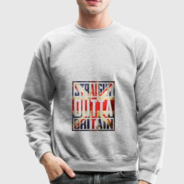 Straight Outta Britain - Crewneck Sweatshirt