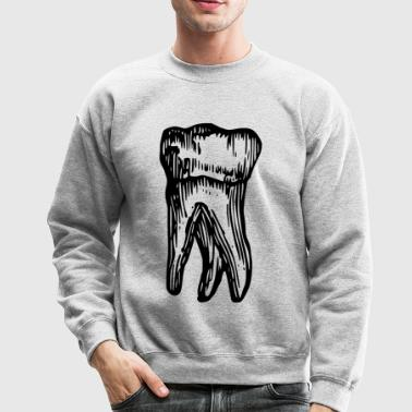 Tooth - Crewneck Sweatshirt