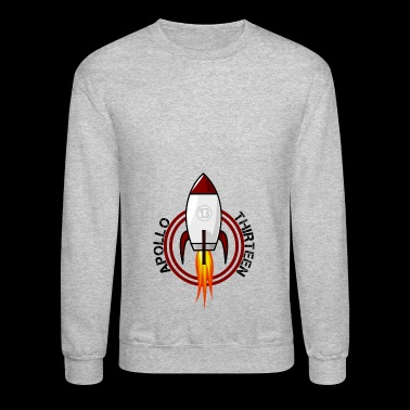 apollo thirteen - Crewneck Sweatshirt