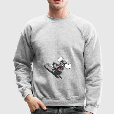 Kamikaze Racing Team - Crewneck Sweatshirt