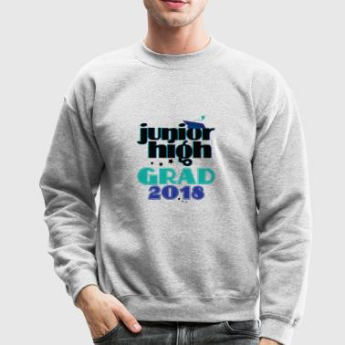 Junior High School Grad Teens Graduation Gift - Crewneck Sweatshirt