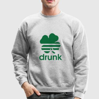 St Patricks Day Drunk - Crewneck Sweatshirt
