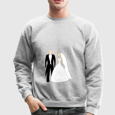 bride - Crewneck Sweatshirt