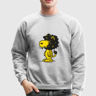 Lion Cool - Crewneck Sweatshirt